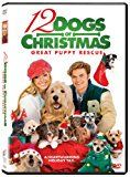 12 chiens de Noël: sauvetage de grands chiots